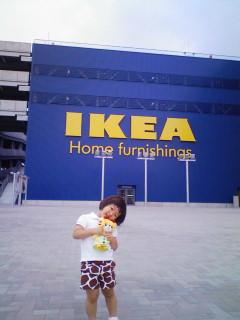 初IKEA!